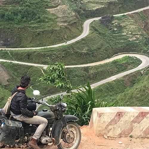 Voyage en moto dans les montagnes du Nord-Vietnam-En petit groupe - Hanoï -