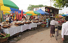 Taung Byone, le festival des Nats de Mandalay