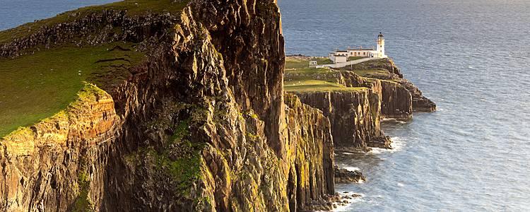 Le grand Nord, l'île de Skye et les Hébrides Extérieures