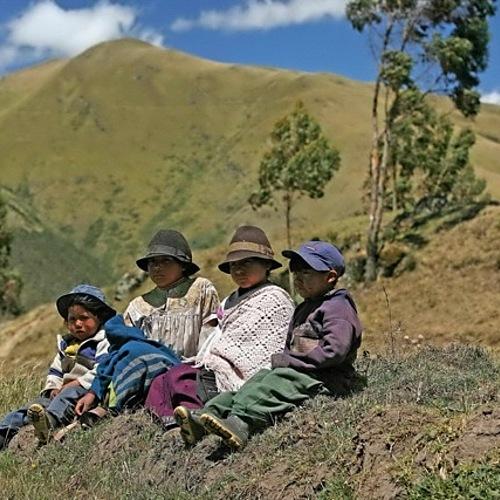 En famille du Nord au Pacifique - Quito -