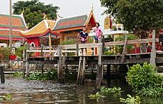Les merveilles du Siam de Bangkok à l\'Isan