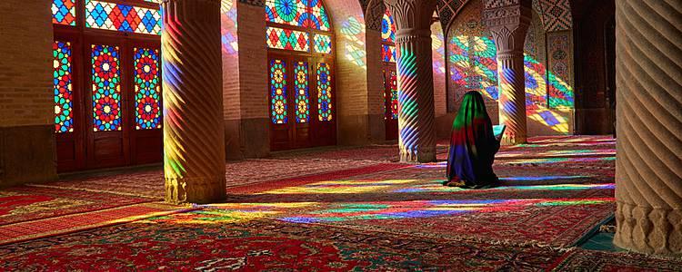 Von Teheran über Schirasnach Jolfa