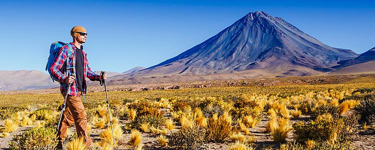 Deserto di Atacama in fuoristrada e trek al vulcano Lascar