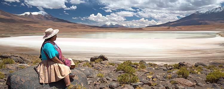 Tra l'Atacama e la Bolivia