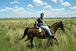 Les Andes à cheval
