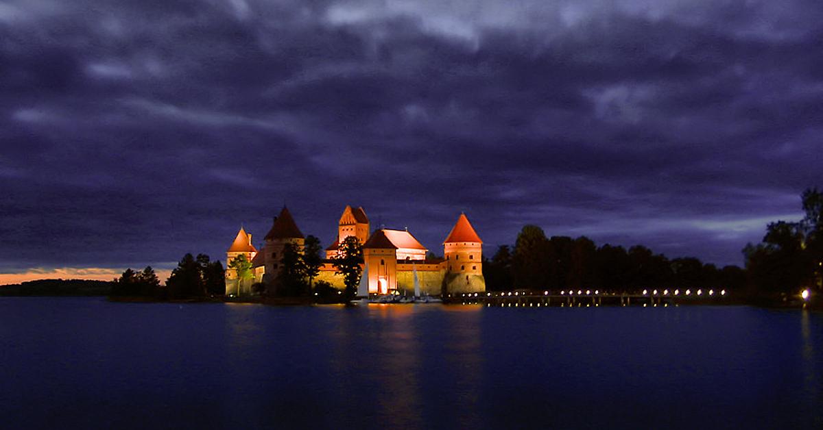 Trekking Lituanie : Randonnée à travers les Pays Baltes