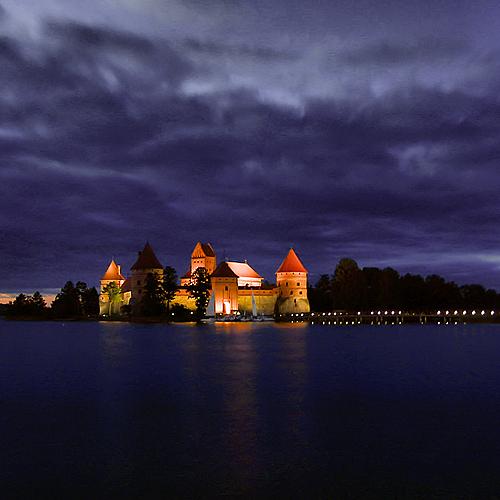 Randonnée à travers les Pays Baltes - Vilnius -