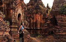 Charmes cachés de la campagne birmane