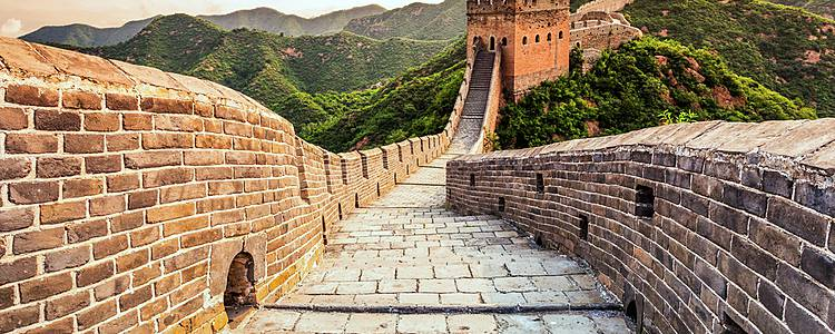 VonBeijing über Tibet, dem Yangtze Fluss und Shanghai