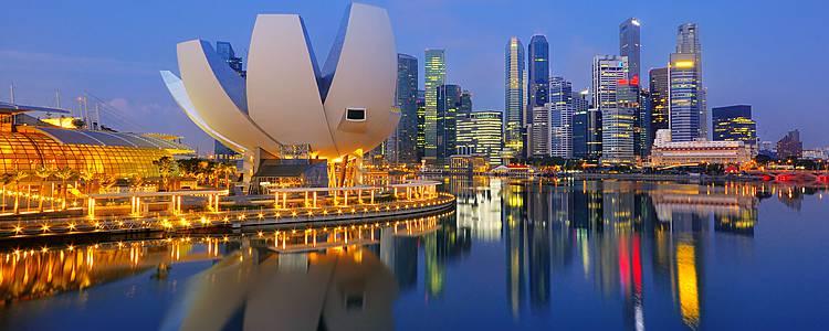 Singapur y Bali
