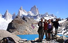 Patagonie, Fitz Roy et Perito Morino