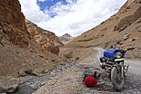 l\'Inde en moto
