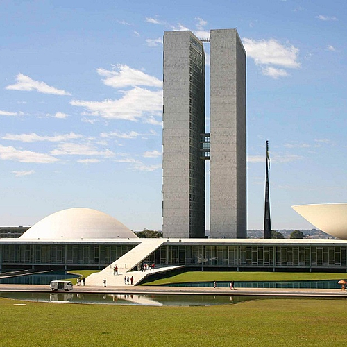 Architecture et Culture du Brésil -