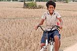 Vélo en Thailande