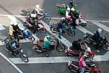 Moto en Thailande