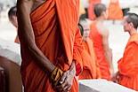 Rencontre avec des moines