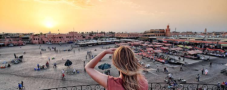 Ontdek Marokko met de trein