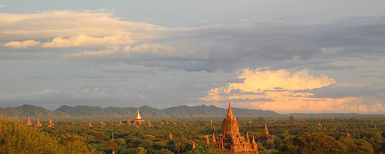 Temples, Rivers And Exploration Of Eastern Myanmar