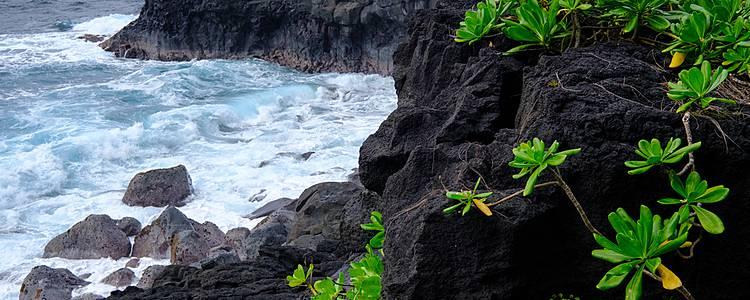 Wucht und Liebreiz der Vulkaninsel im Indischen Ozean