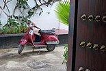 Zanzibar à scooter