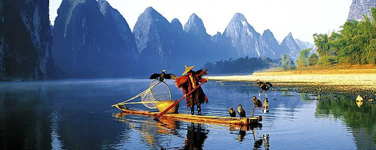 Beijing, Yunnan and Shanghai
