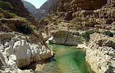 Randonnée dans le paradis des wadis (groupe)