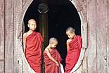La vie d\'un moine birman