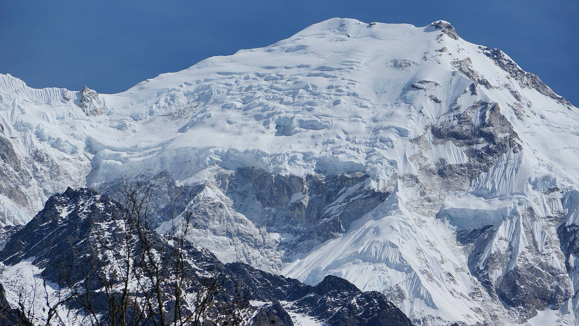Trekking nella valle del Langtang