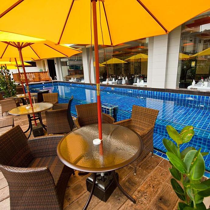 Hotel Penaga Restaurant