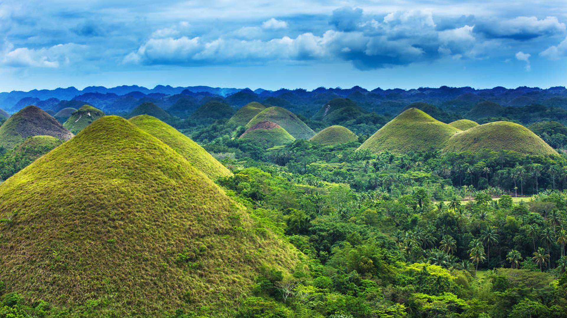 El gran Tour: Panglao, Bohol, Camiguin y Palawan