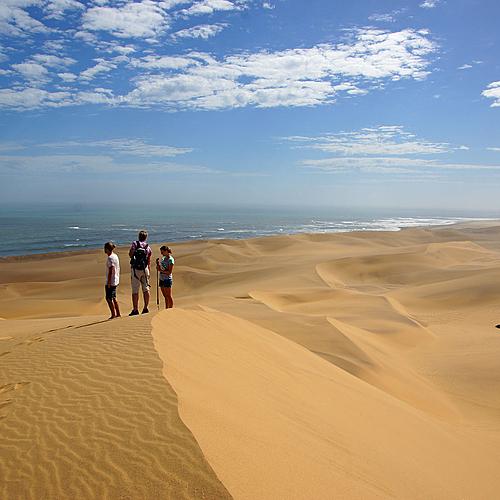 Mon premier voyage au coeur de la Namibie - Windhoek -