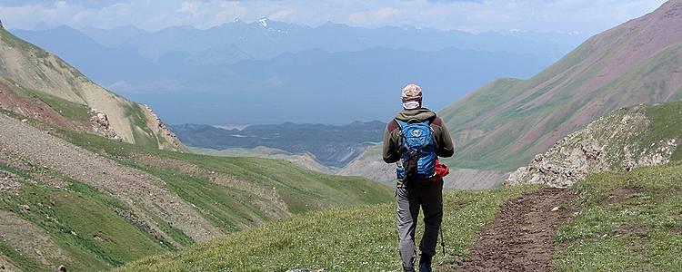 Grande traversée du Pamir, départ en groupe