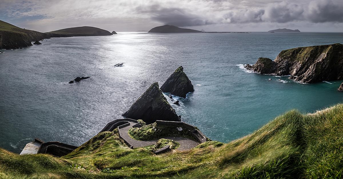 Voyage à pied Irlande : Autotour et randonnée au coeur des anneaux du Kerry et Dingle