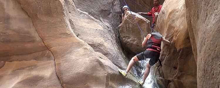 Trekking tra canyon, Mar Morto e Mar Rosso