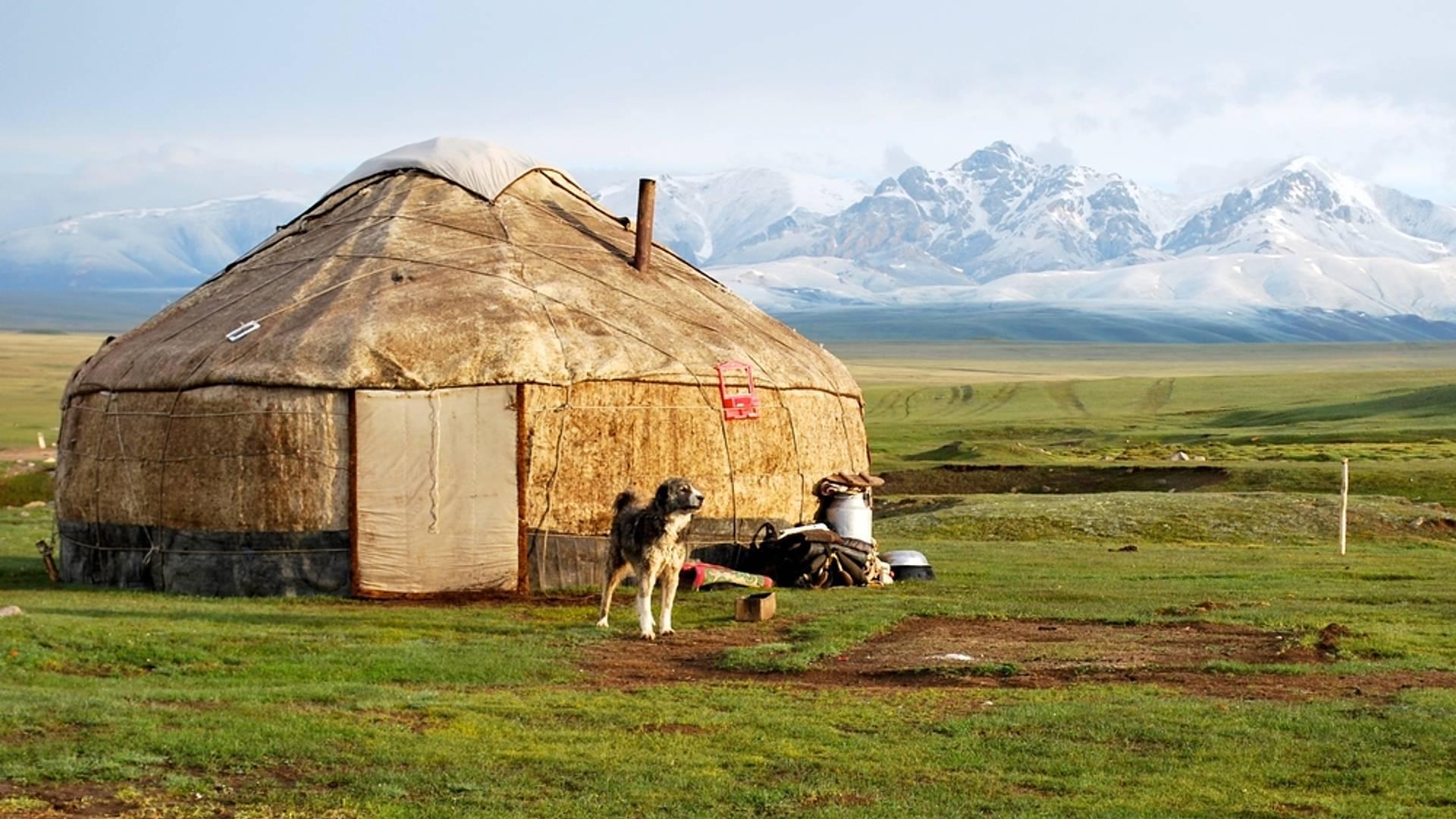 Natur und Kultur im Herzen Zentralasiens