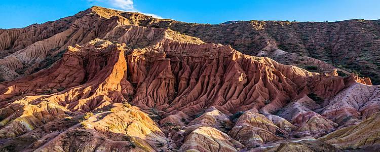 Knipsend durch fotogene Bergwelten