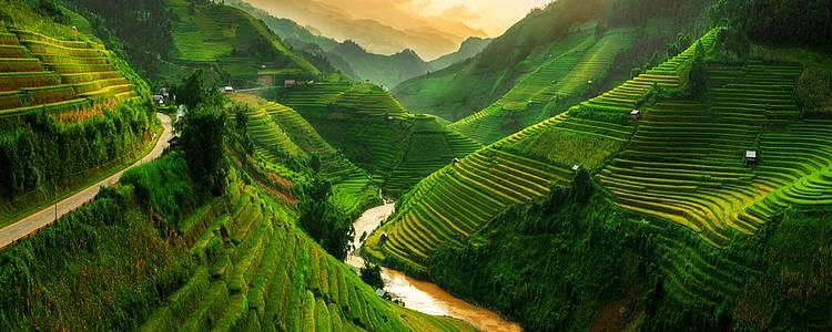 Luxustour ab Hanoi bis Laos