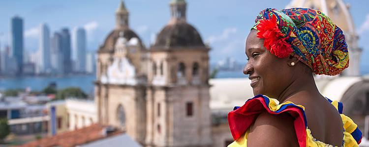 Kultur und Begegnung von Bogota nach Cartagena