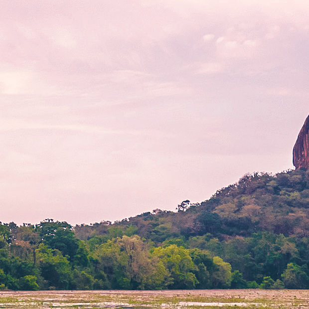 fortress of Sigiriya