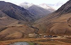 Trésors du Kirghizistan