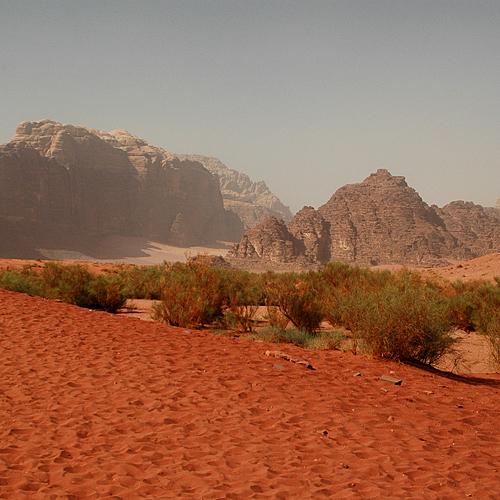 Randonnée du Mont Nébo au Wadi Rum en groupe - Amman - sur-mesure - circuit - evaneos