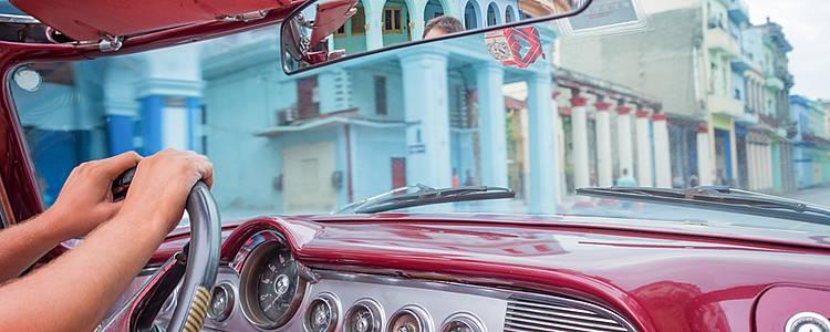 Spritztour ab Havanna quer durchs Land