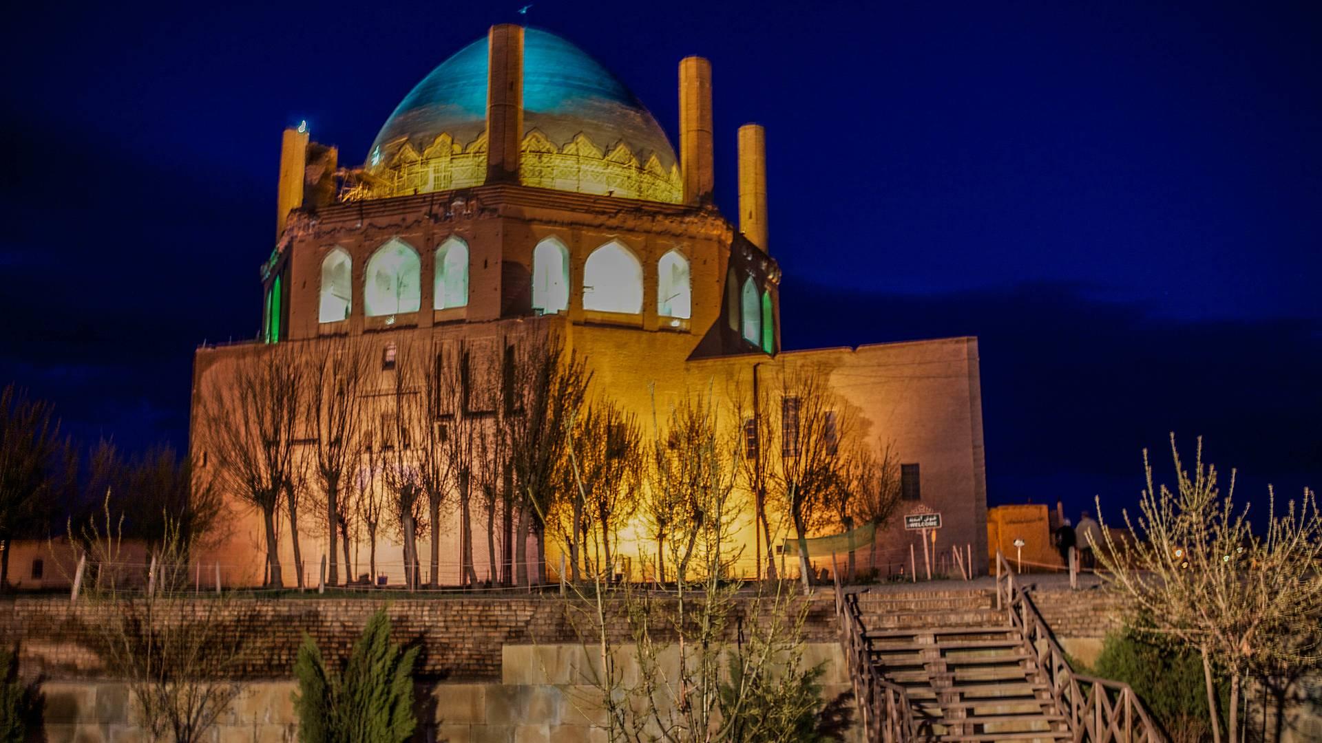 De Téhéran à l'Azerbaïdjan Iranien