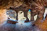 Ville haute de Wadi Musa