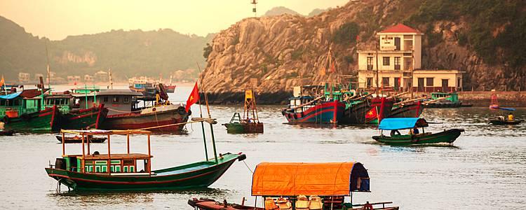 Best of – von Hanoi bis Saigon