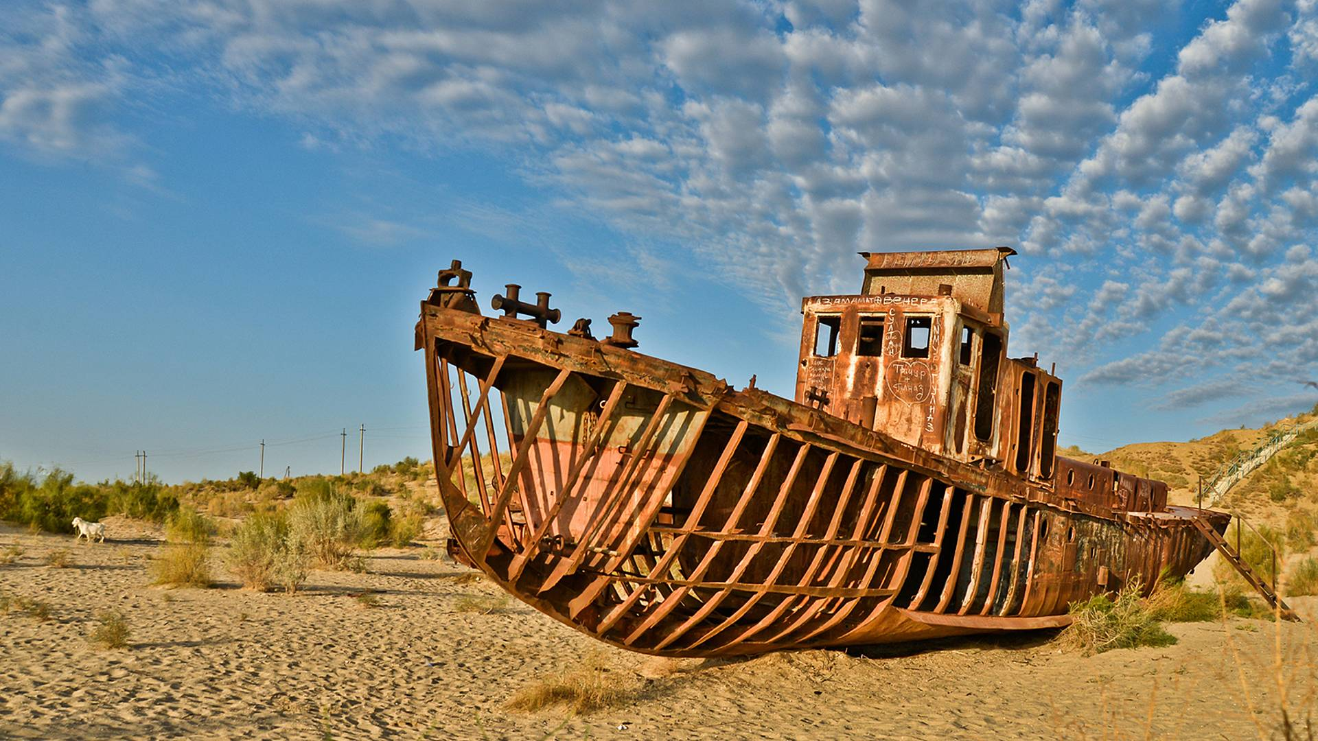 De la Mer d'Aral à la Vallée de Ferghana