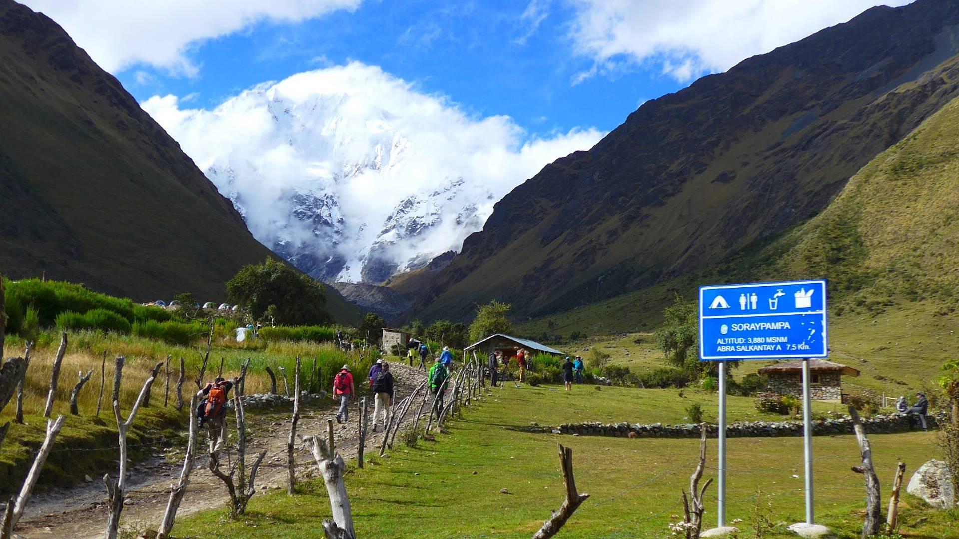 Inka-Kultur und Anden für Aktiv-Urlauber