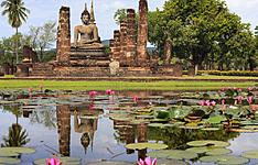 La Thailande en liberté