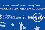 Adresses Lonely Planet