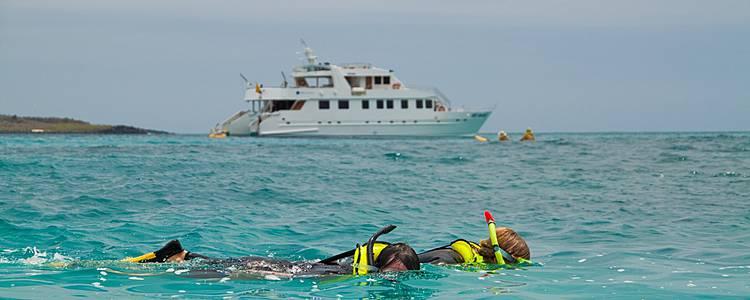 Une croisière aux Galapagos